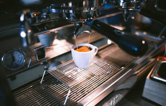 Koffie, thee en lunch